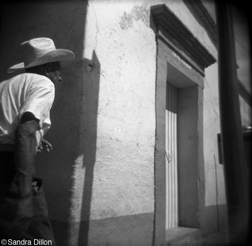 Oaxacian Cowboy