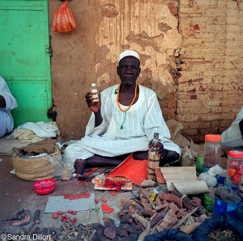 Mojo Man, Omdurman, Sudan