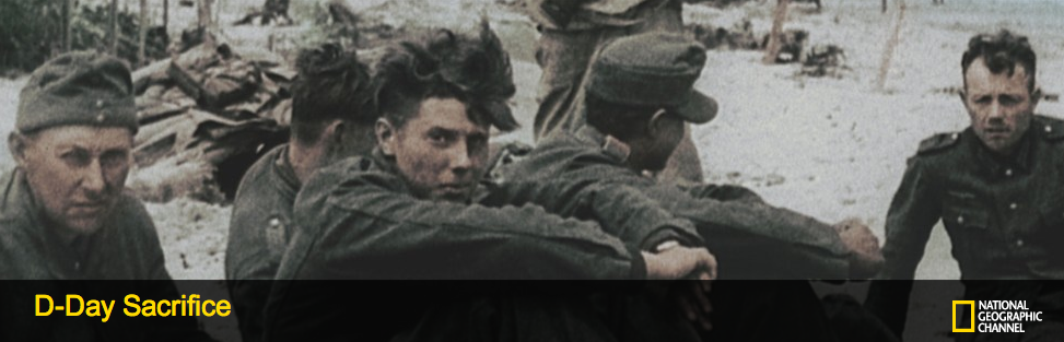 D-Day Sacrifice, WWII Documentary