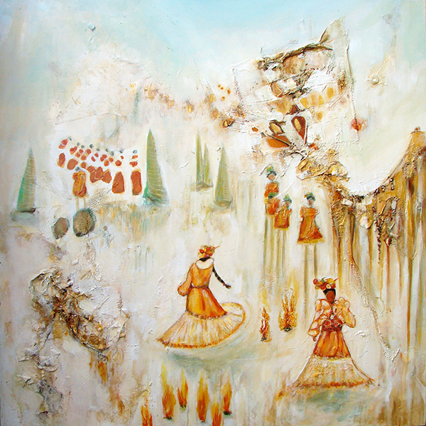 Danzantes: Con Fuego