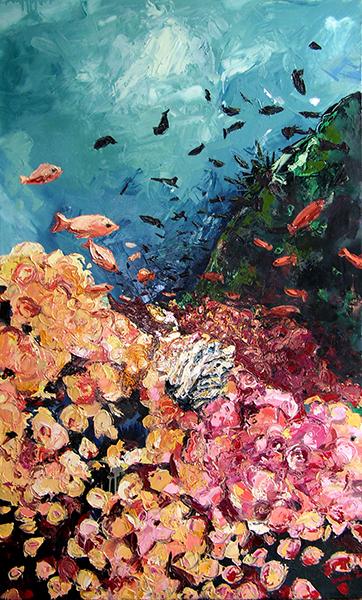 Deep Sea Bouquet