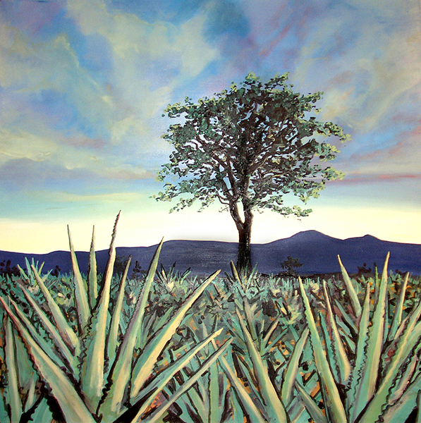 Lone Tree Agave