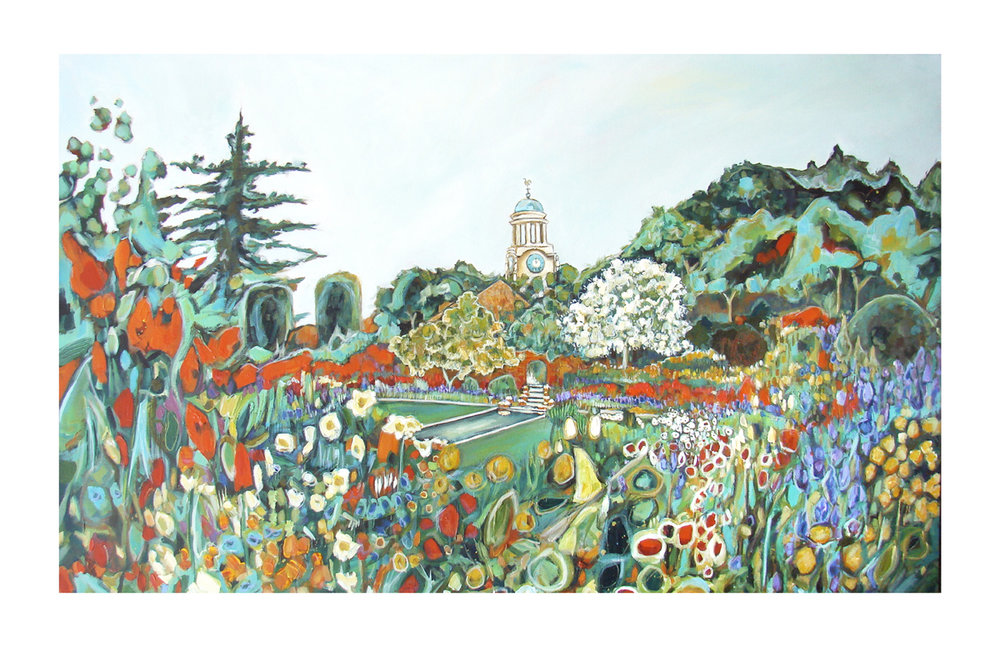 Filoli Gardens [11x17]