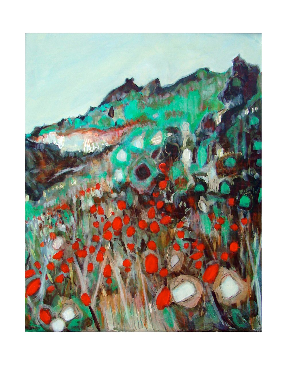 Eldorado Wildflowers [11x14]