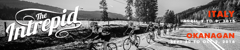 THE INTREPID ★ STAGE RIDE™ OKANAGAN