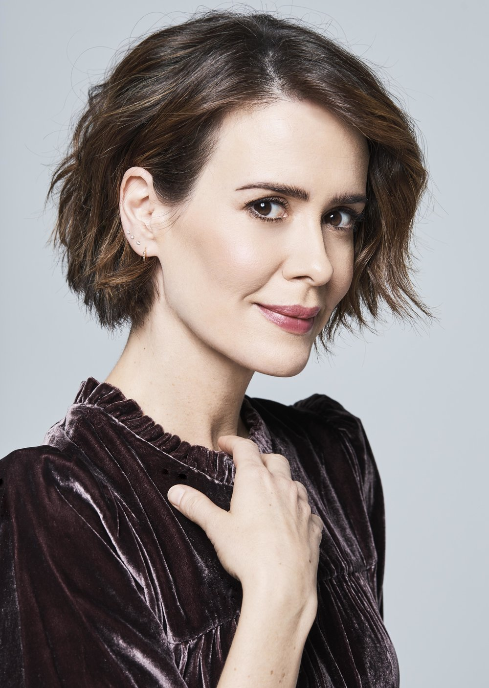 Fotos Sarah Paulson nude photos 2019