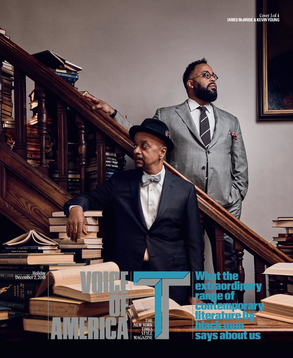 James McBride & Kevin Young