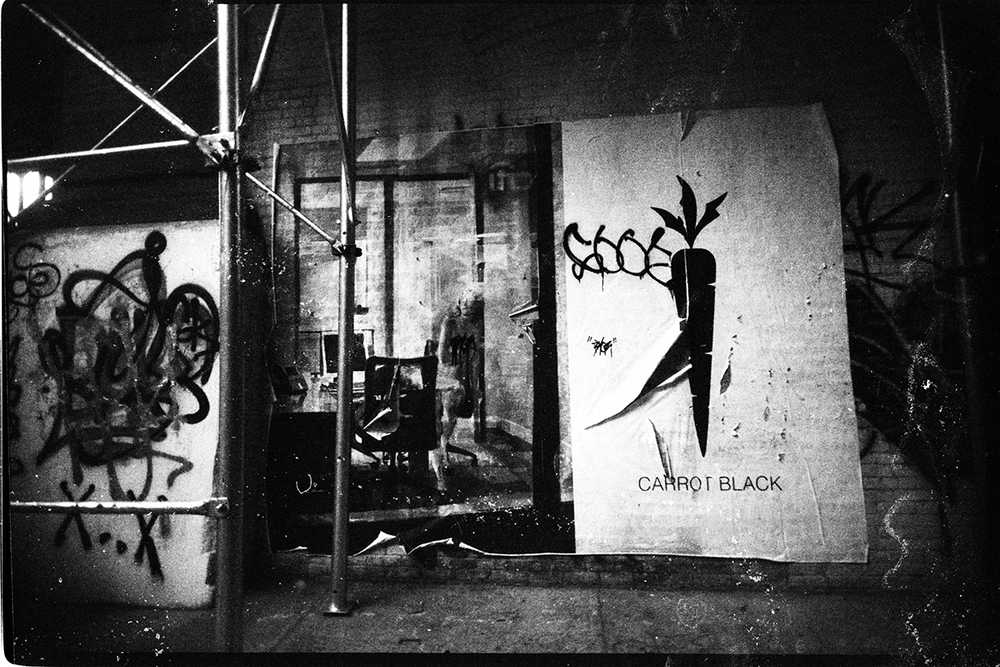 Damaged Neg | East Village, New York City