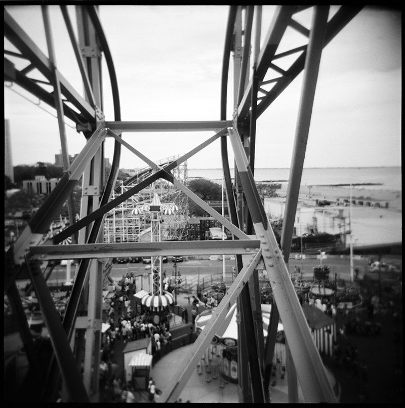 The Wonder Wheel | Coney Island | Brooklyn, New York