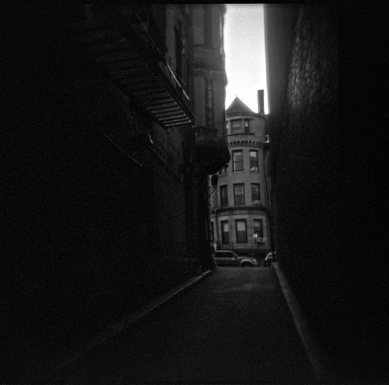 Alley Between w74 & w75 | New York City