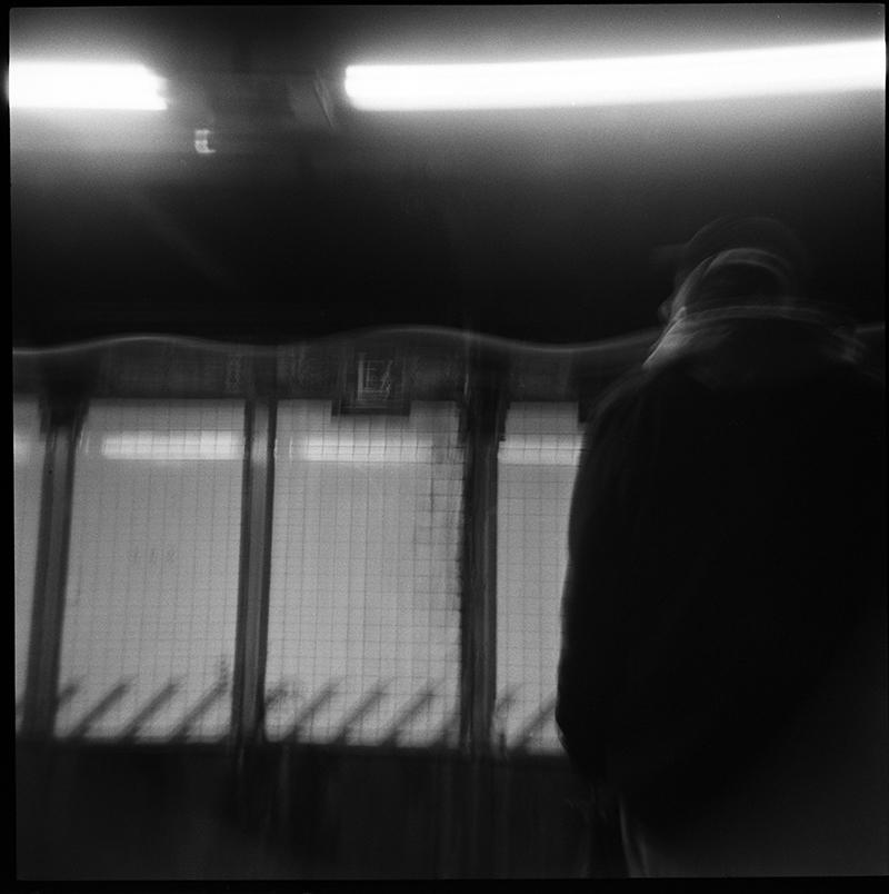 Lexington Ave Subway Platform | New York City