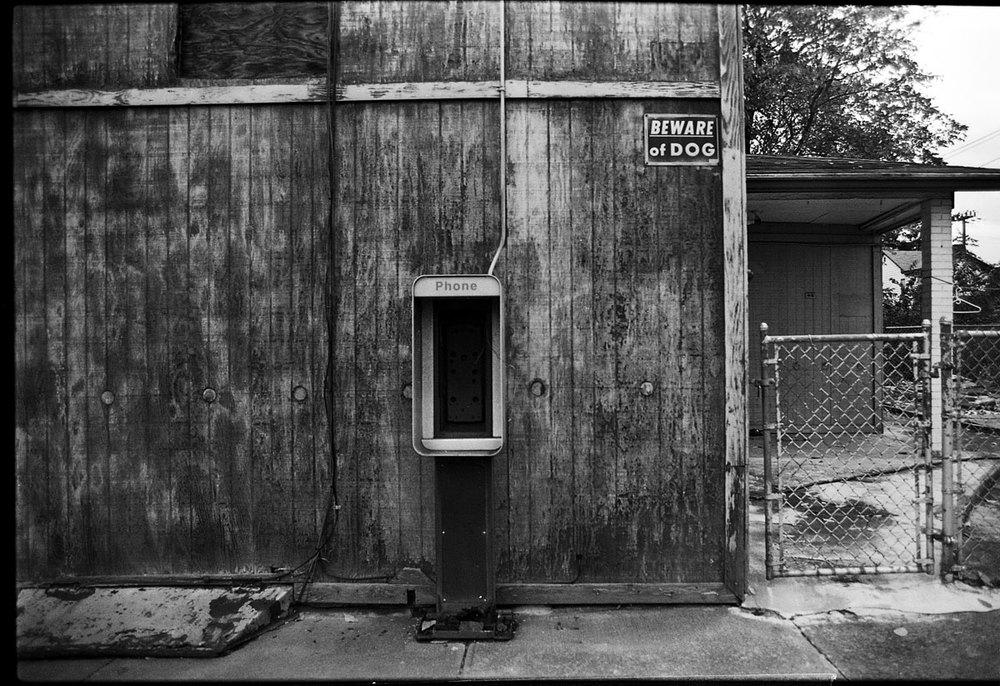 Corner Phone, Talbot & 3rd Street, Braddock PA
