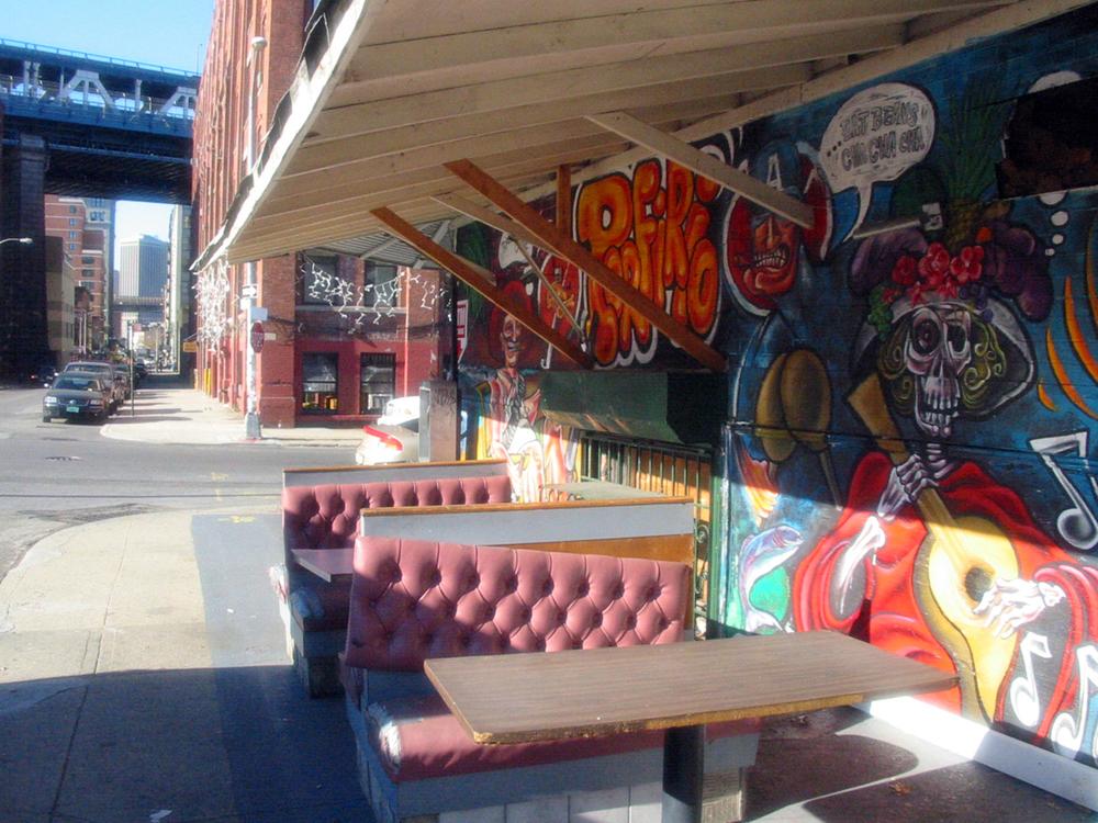 Pedros, Jay St, Brooklyn, NY 11201