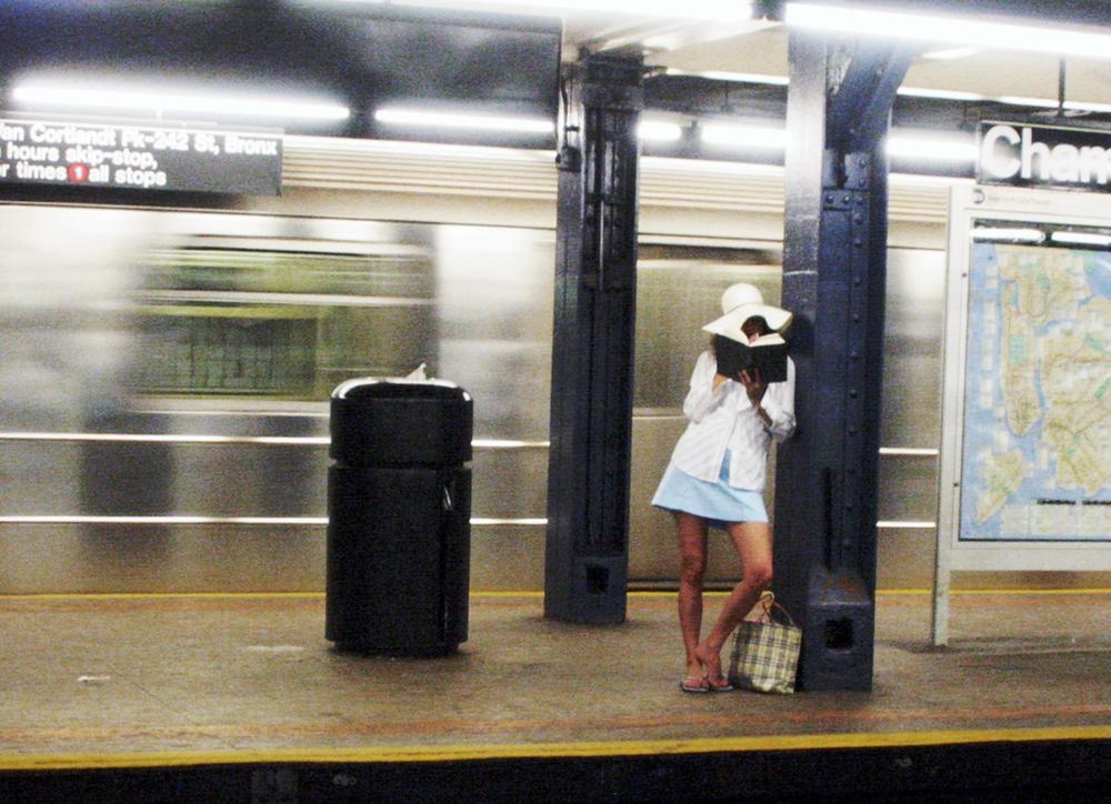 Chambers Street Station, New York City