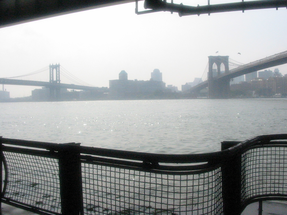 Under the FDR, New York City
