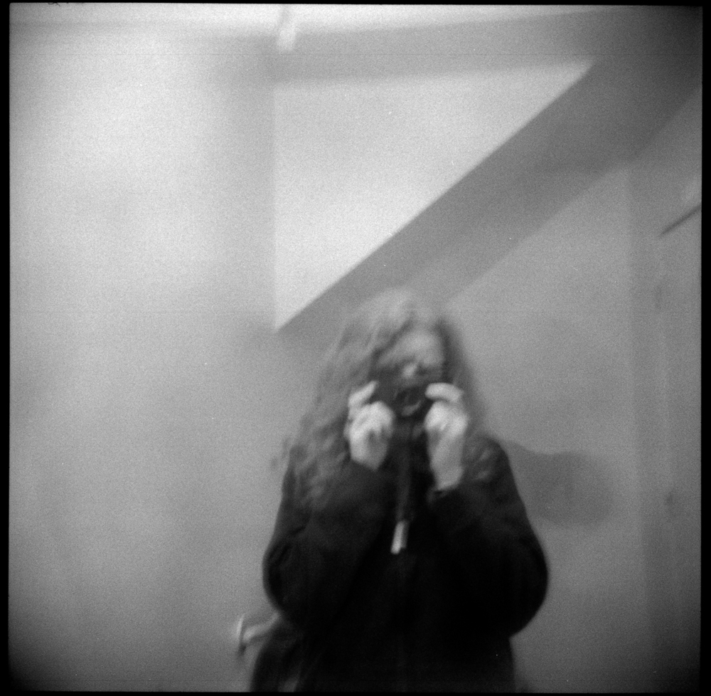 Self Portrait, New Paltz, New York