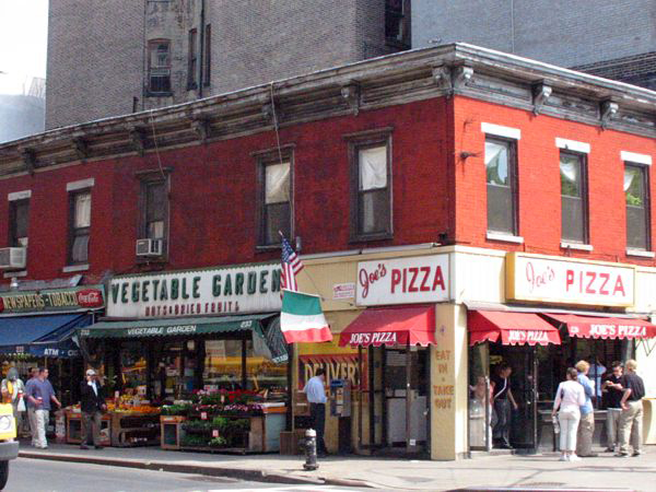 Joe's Pizza, Bleecker Street, New York, NY