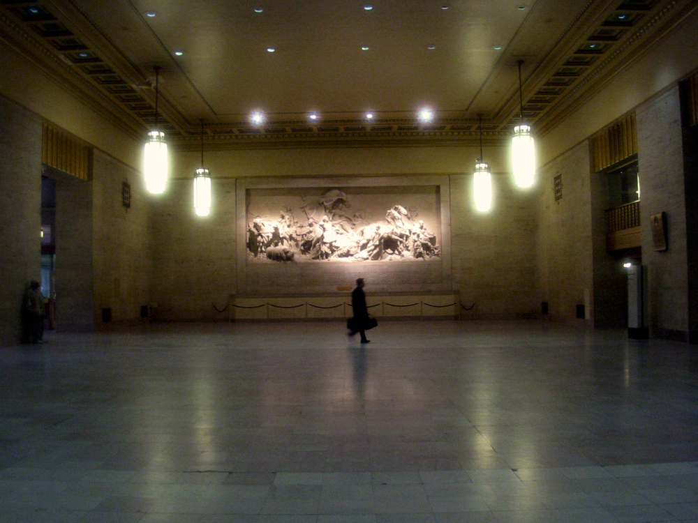 30th Street Station,  Philadelphia, Pennsylvania