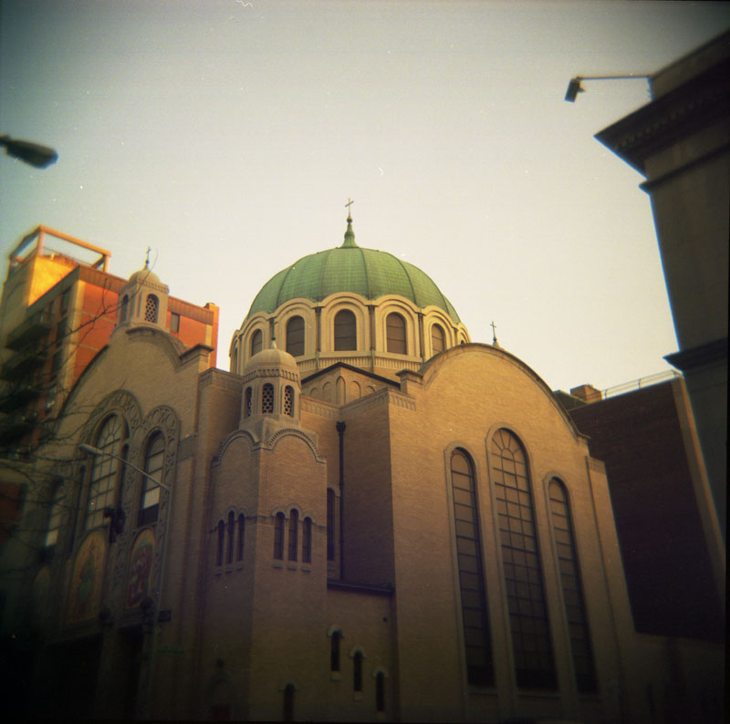 St George Ukrainian Catholic Church, 30 East 7th Street, New York, NY