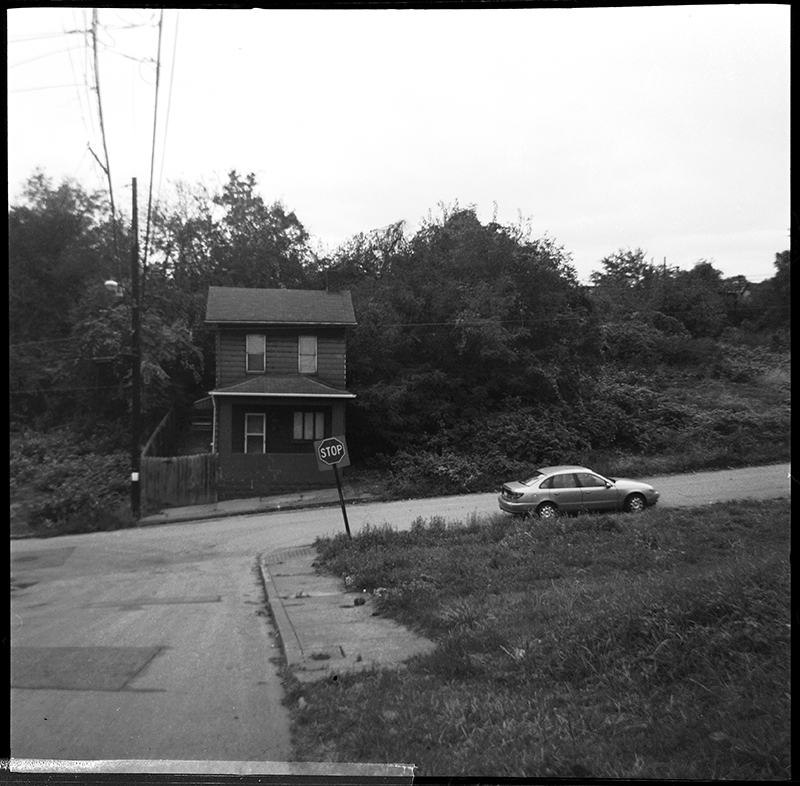 One House, One Car | Braddock PA