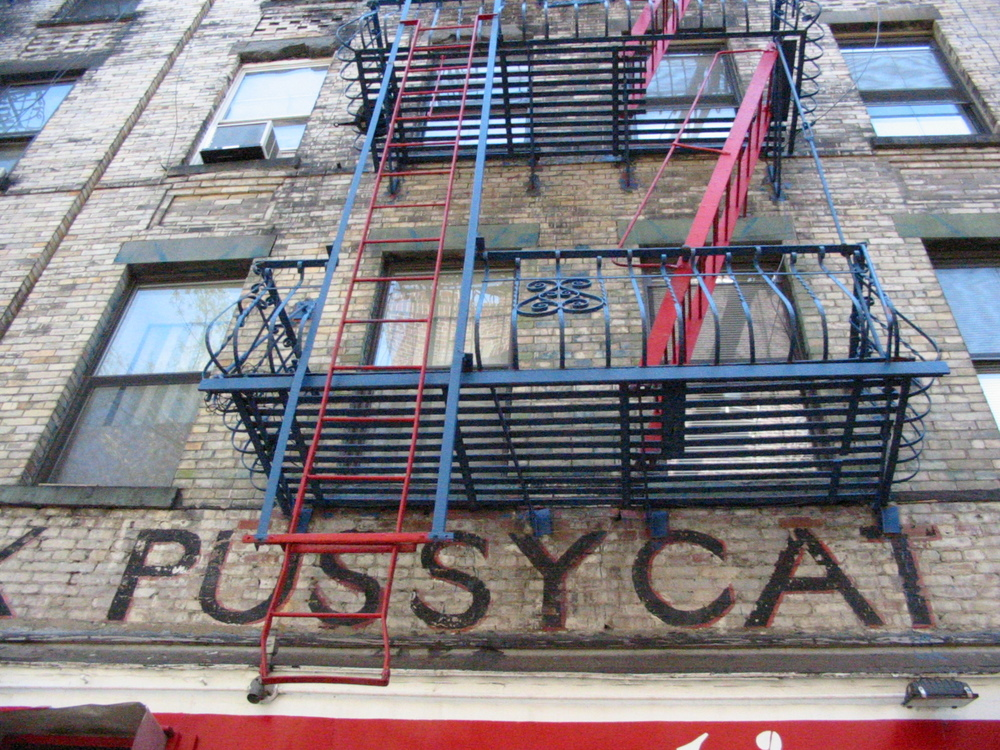 The Fat Black Pussycat | W 3rd St, New York, NY