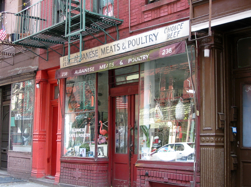 Albanese Meats and Poultry, 238 Elizabeth Street, New York City
