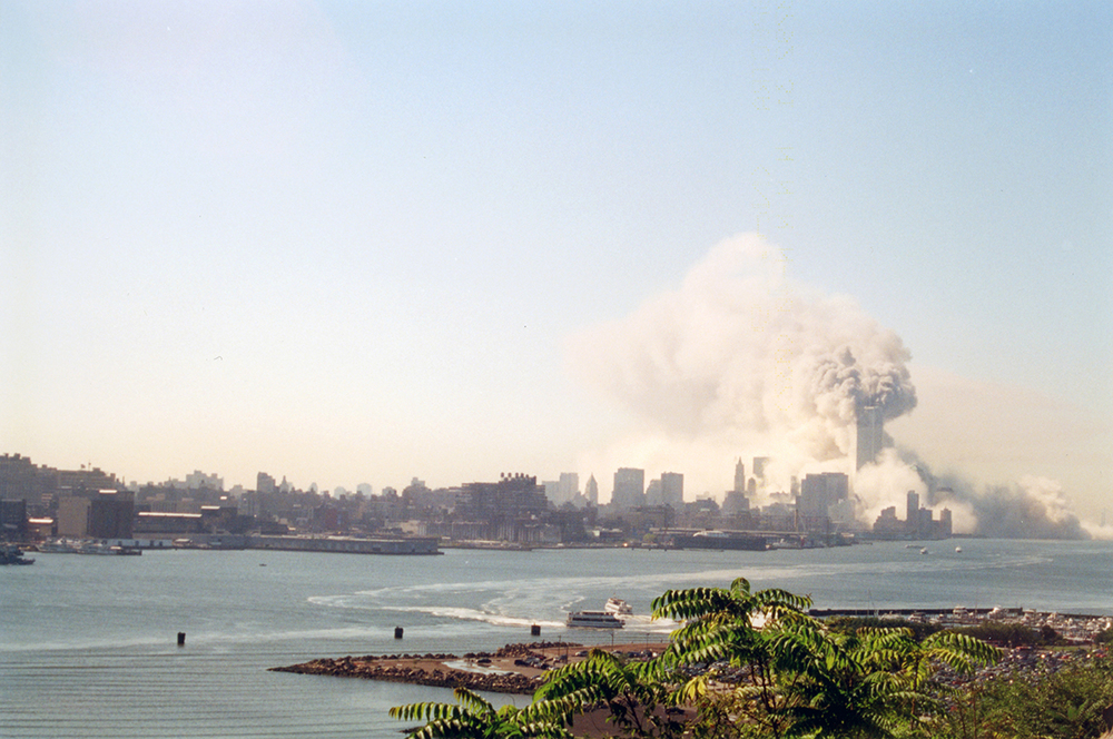 September 11, 2001, New York, NY