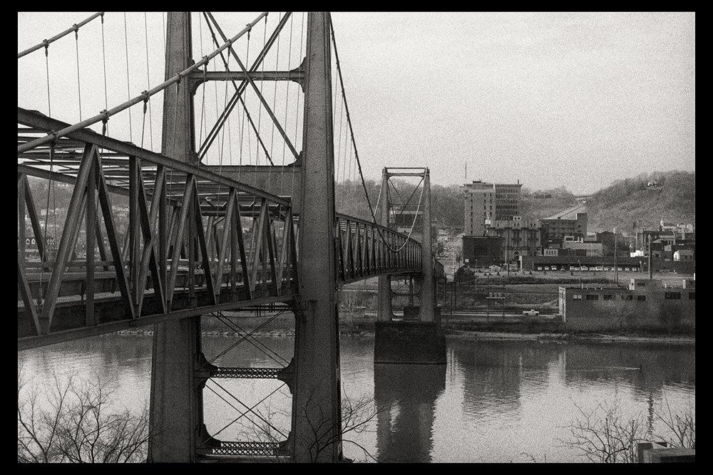 Market Street Bridge | East Steubenville Ohio