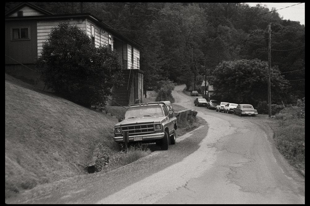Parking | Weirton, West Virginia.