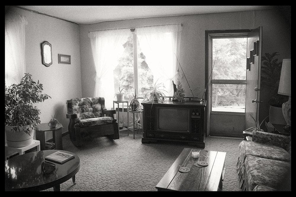 Leslie's Living Room | Wheeling, West Virginia