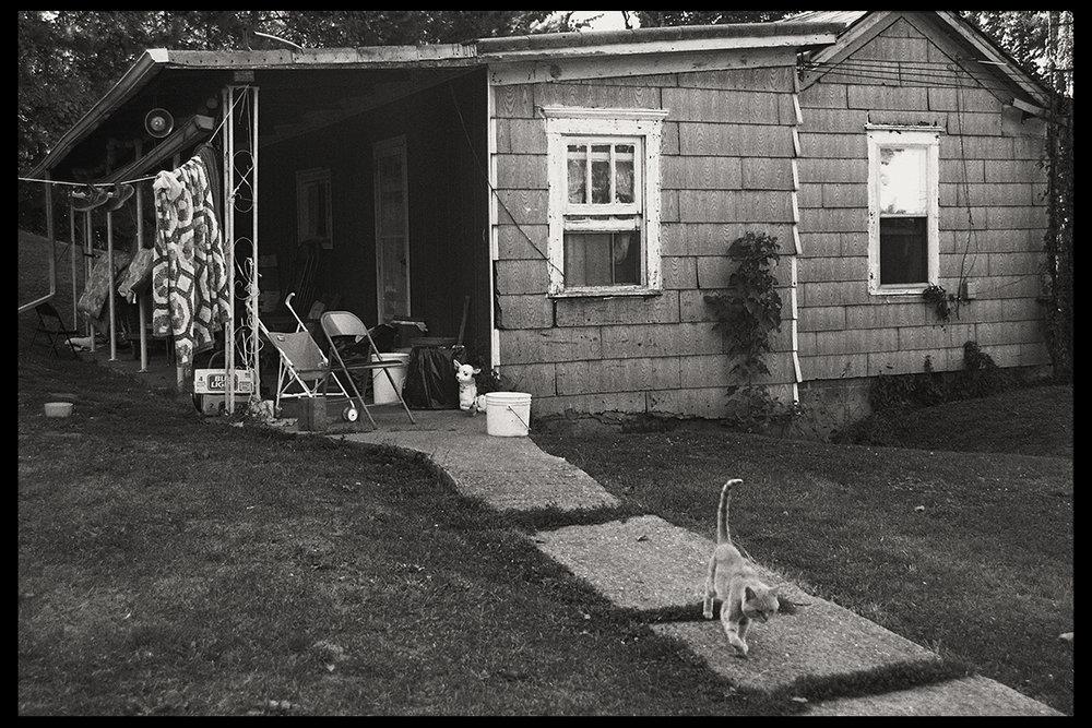 Back Porch | Wheeling, West Virginia