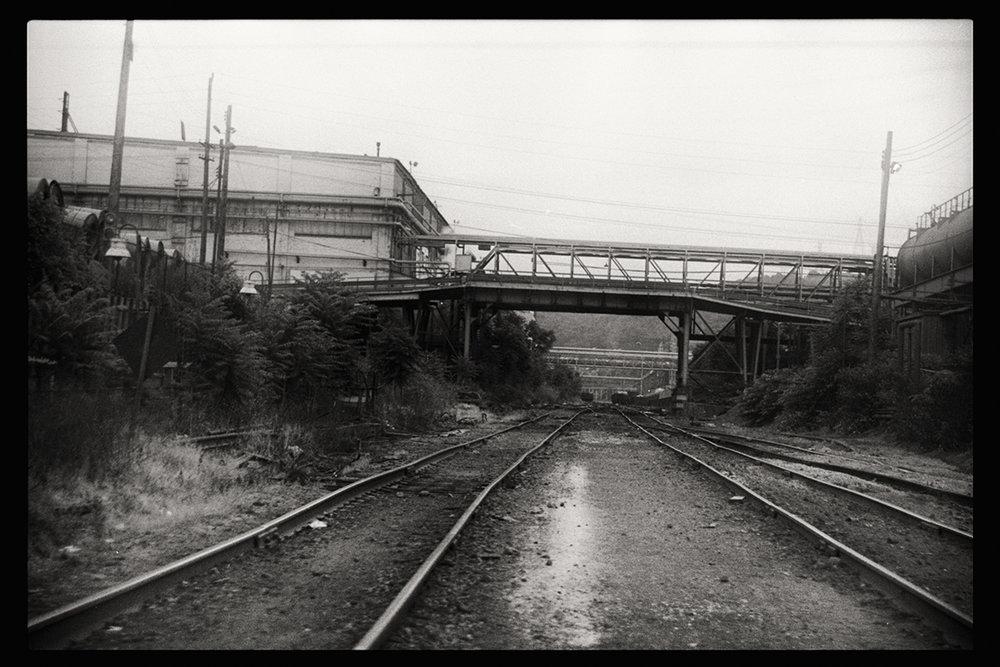 Factory Tracks | Weirton, West Virginia