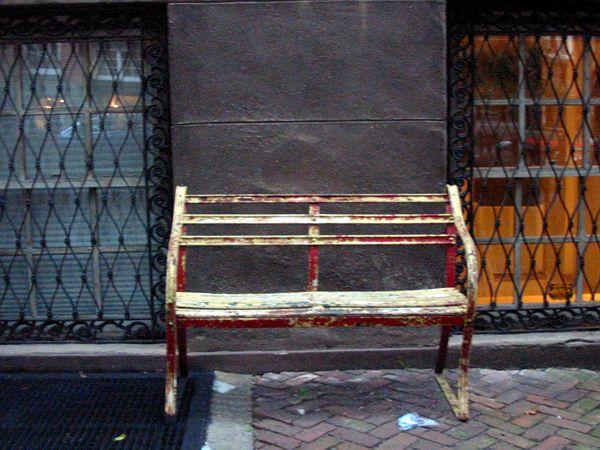 Empty: I Will Know When West Village, New York City