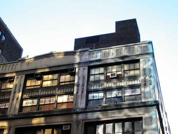 Light: Poolside Hell's Kitchen, New York City