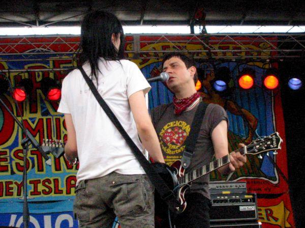 Sound: The Kills Siren Music Festival, Coney Island, New York