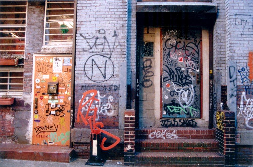 Water Street, Brooklyn NY