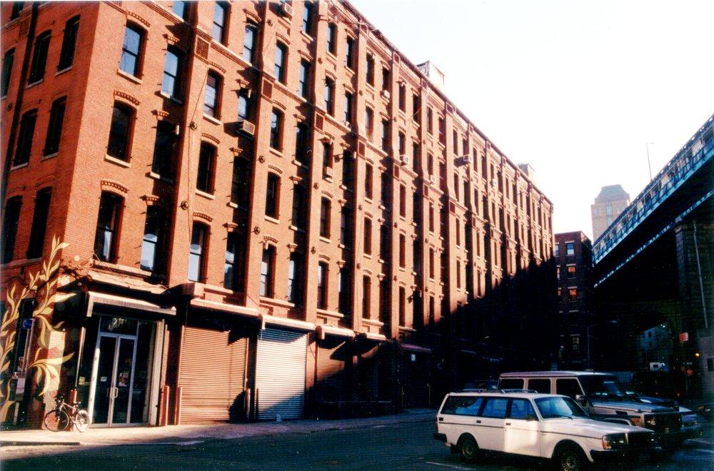 Pearl Street, Brooklyn NY