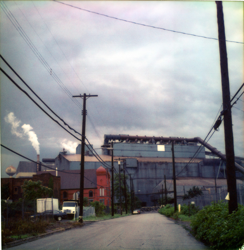 US STEEL Edgar Thomson Works Talbot Avenue, Braddock PA