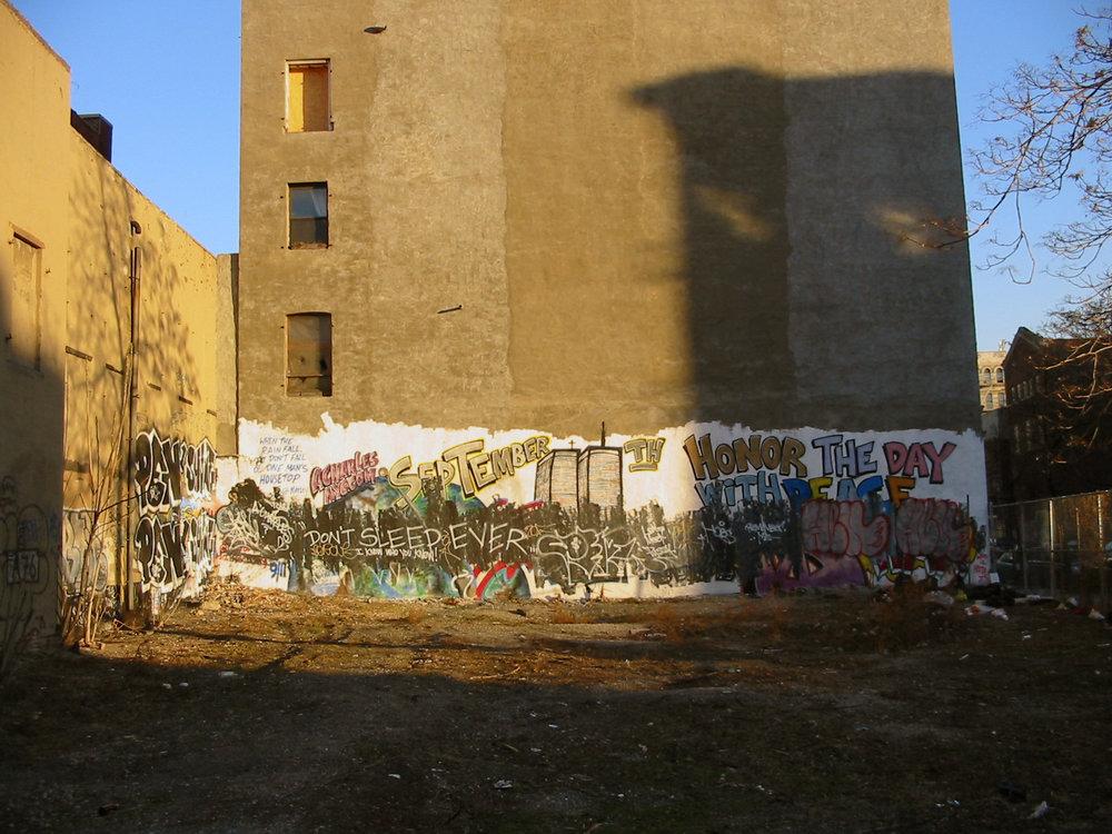 Bowery & 1st Street, New York NY