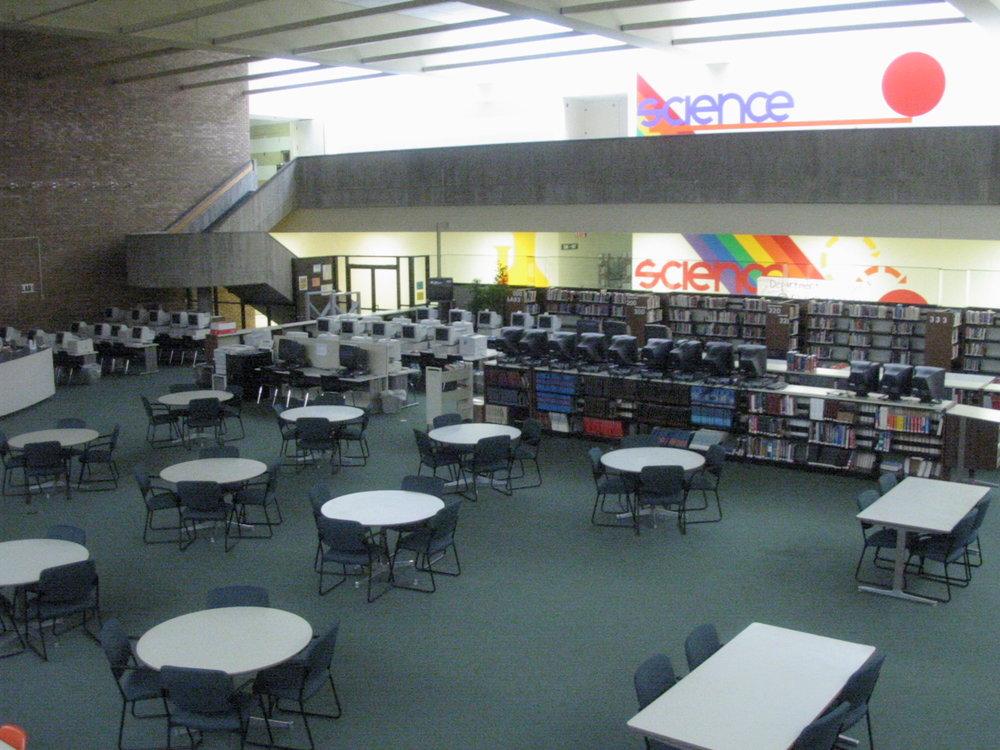 Sycamore High School, Cooper Road, Cincinnati Ohio