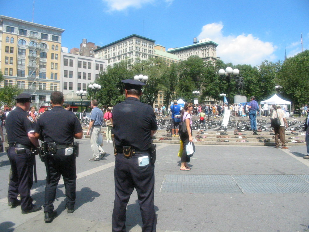 Union Square, New York NY