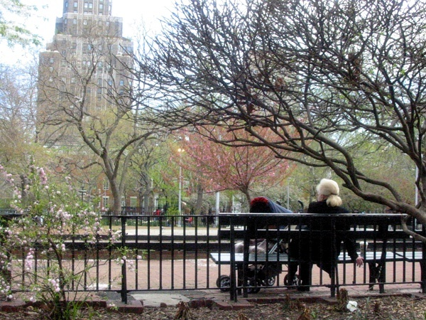 Tuesday Morning in the Park | Washington Square Park