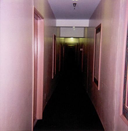 Pink Hallway   Jersey City NJ