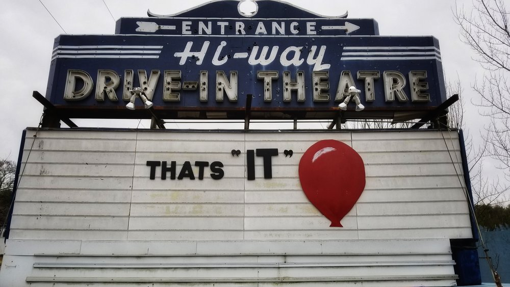 Hi-Way Drive-In Theatre | Coxsackie New York