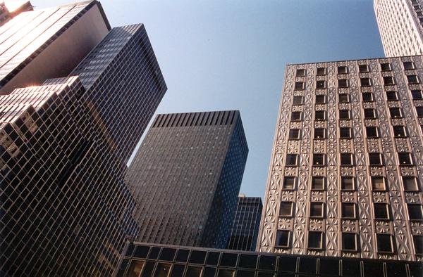 Building Parts | 42nd Street, New York NY
