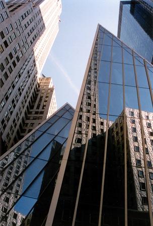 City Mountains | 42nd Street, New York NY