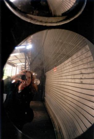 Self Portrait | 42nd Street, New York NY