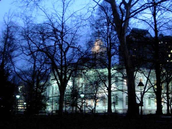 City Hall | Broadway
