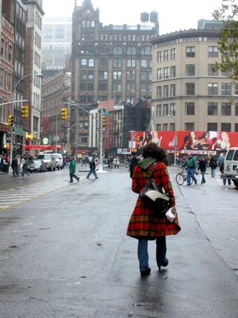 Plaid Coat | Union Square