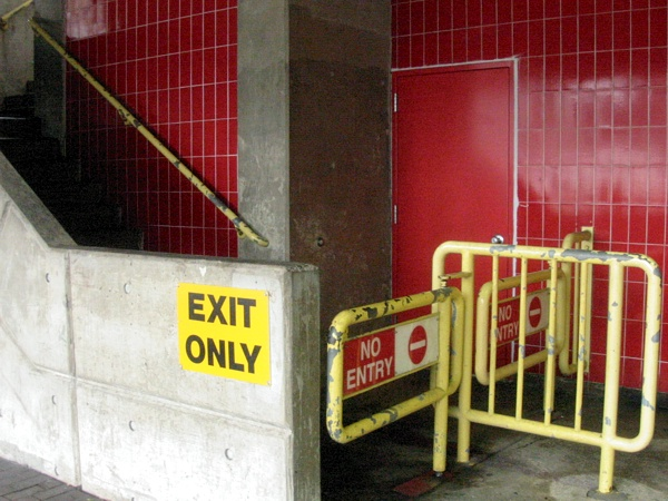 Exit Only | 3rd Ave & 59th Street